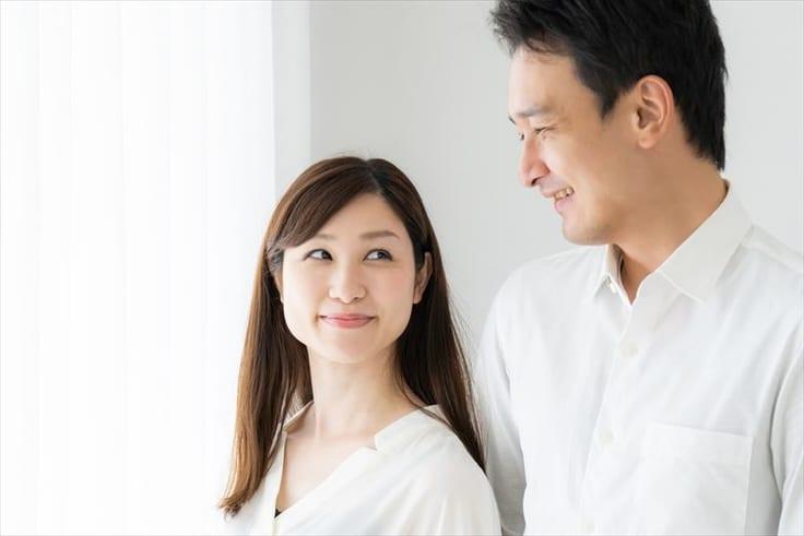 年上男性と付き合う結婚願望が強い女性