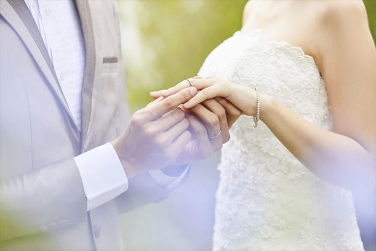 元カレが結婚