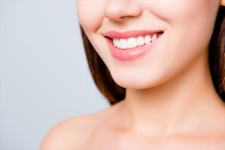 白くて綺麗な歯