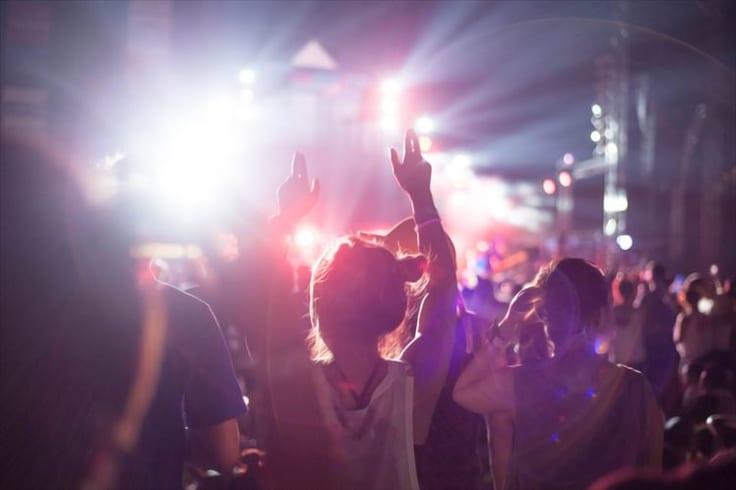 音楽や踊りを楽しむ