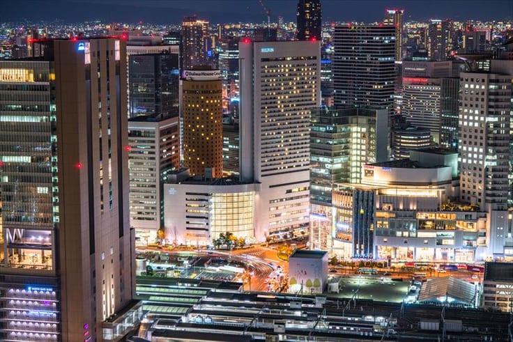 大阪市北区の出会いスポット10選!地元に住んでる私がマイナーなところも解説します!について
