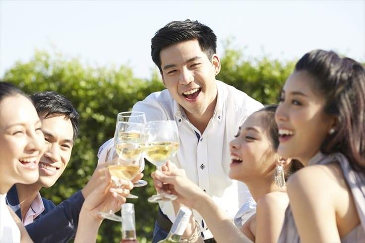 名古屋の婚活パーティーが盛り上がっている
