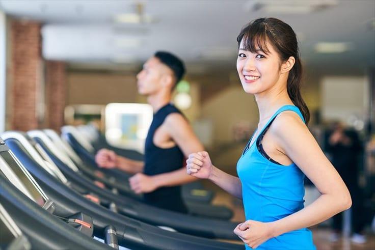 運動を楽しむ