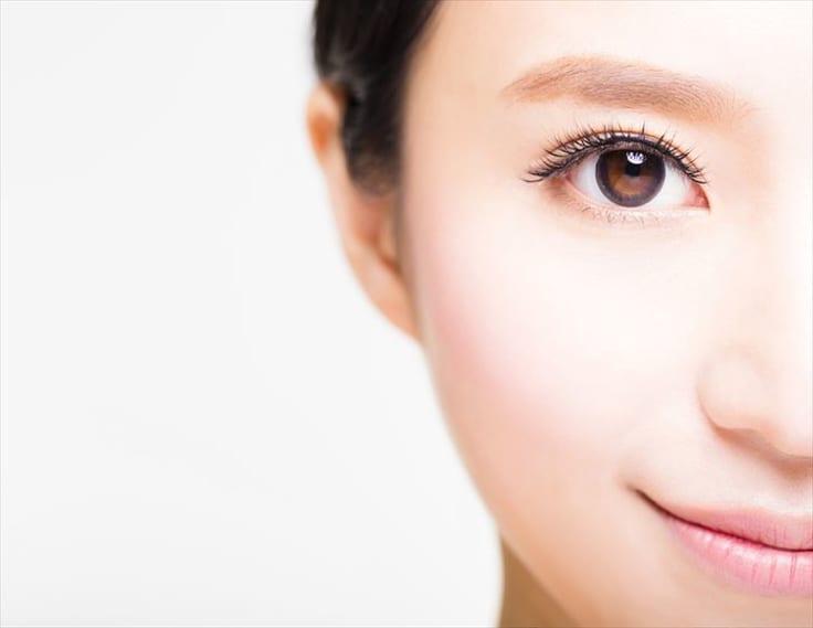 目に関する顔相