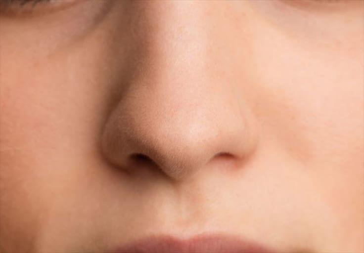 鼻に関する顔相