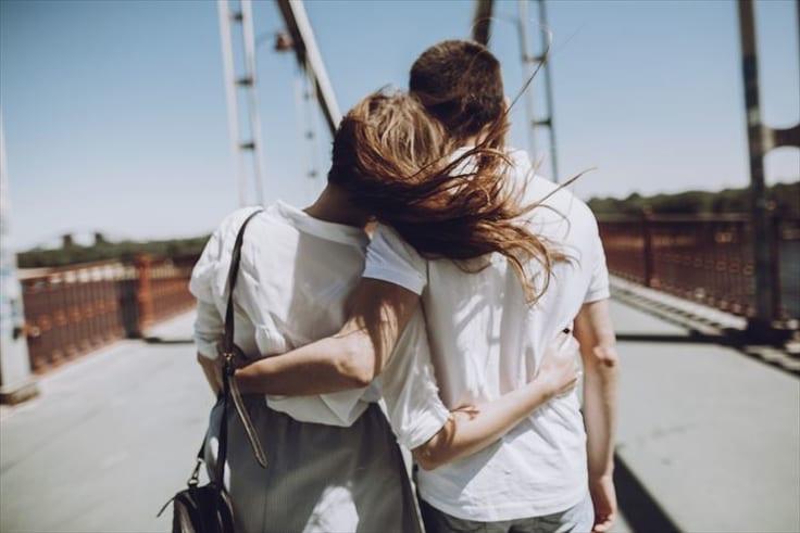 理想のカップル
