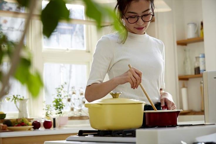 料理の練習