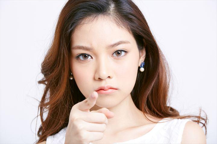 口喧嘩が強い女性