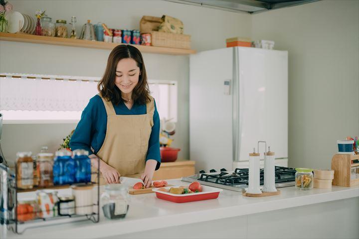 料理が上手な女性