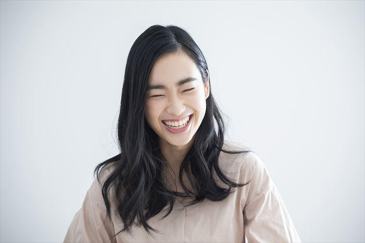 笑い上戸な女性